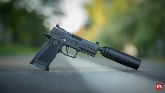 SILENCER SATURDAY #194: Pistoling With The SilencerCo Omega 36M