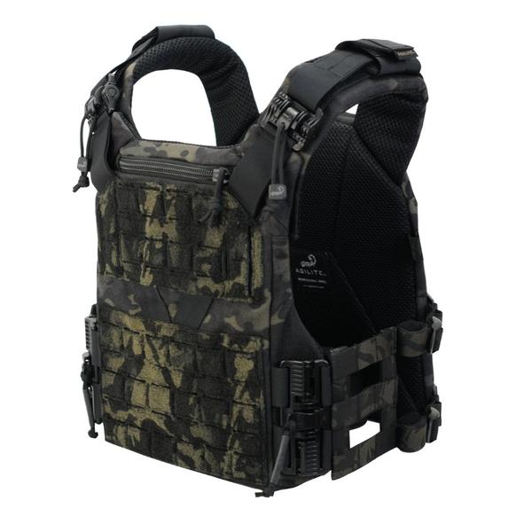 Limited Edition MultiCam Black K19 Plate Carrier from Agilite
