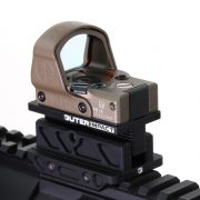 OuterImpact Releases NEW Adjustable Co-Witness Modular Red Dot Adapter (M.R.A.)