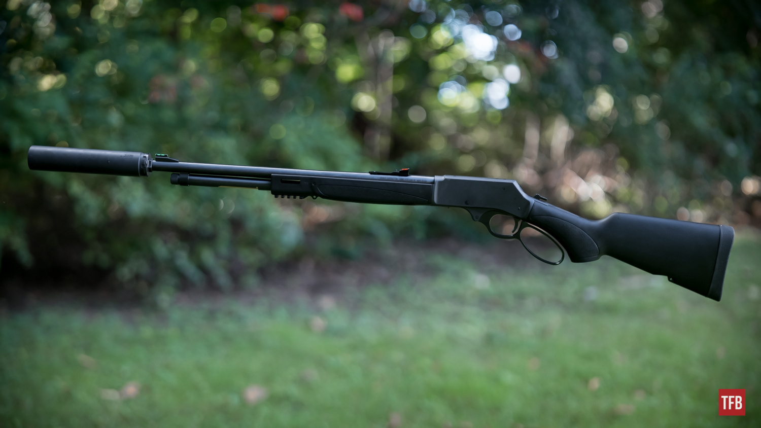 SILENCER SATURDAY #195: Big Bore Blasting - Henry .45-70 And The Dead Air Primal