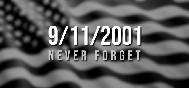 NEVER FORGET- 9/11/2001 Twenty Years Later
