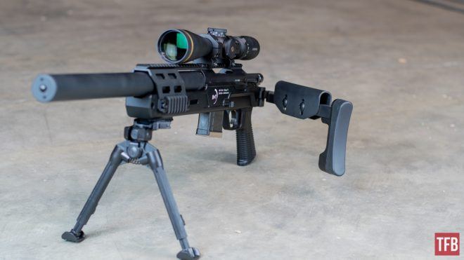 HANDS ON: The New B&T SPR300 PRO