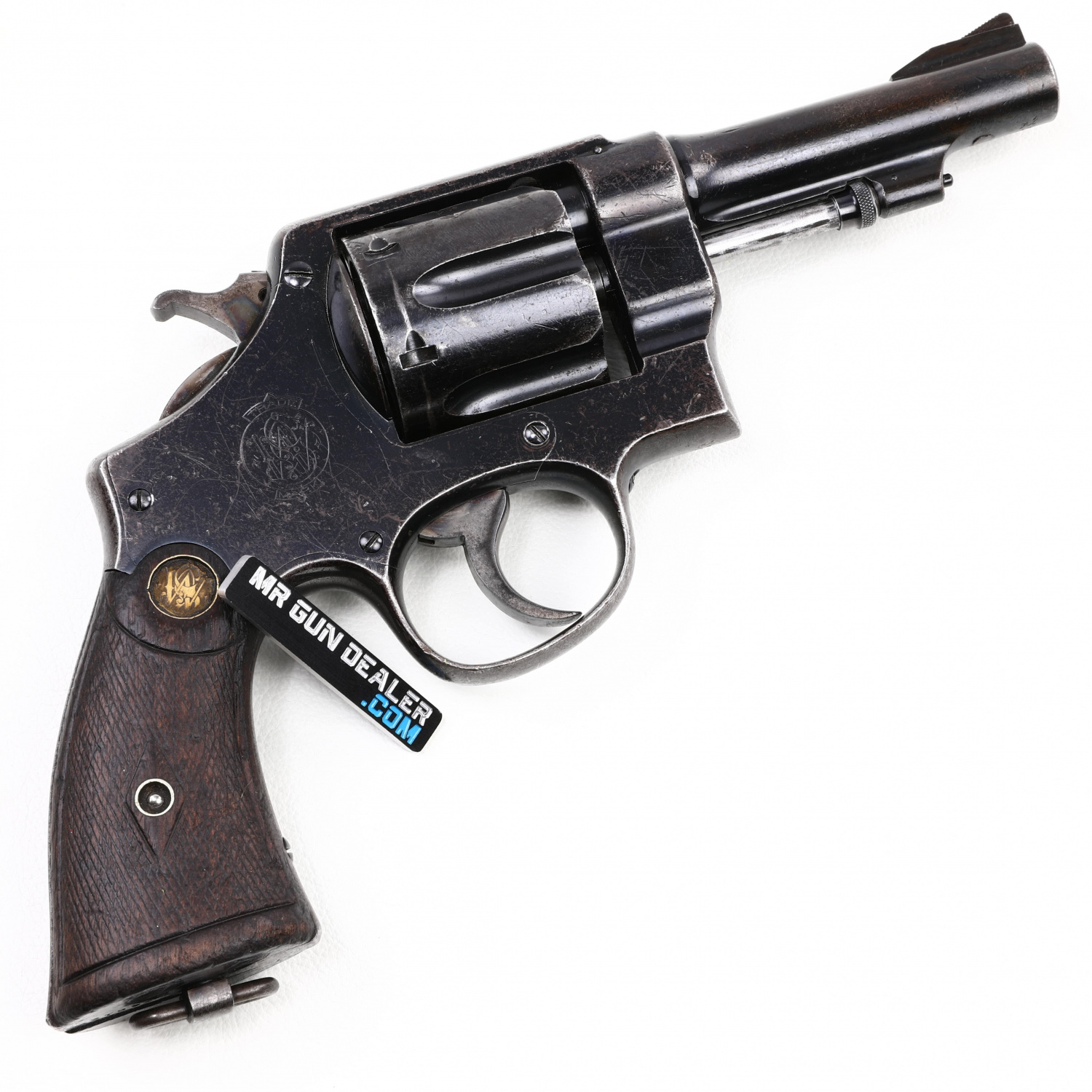 Indiana Jones' S&W Bapty Revolver from Raiders of the Lost Ark for Sale
