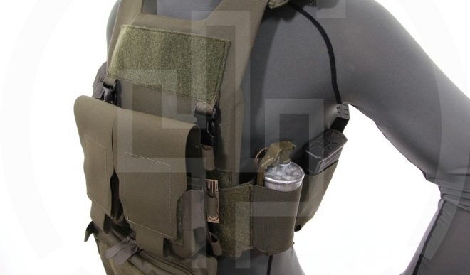 New SAPI Plate Compatible Plate Carrier 13 from Whiskey Two Four