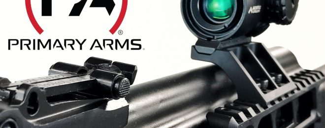 TFB Review: Primary Arms SLx 1X MicroPrism Sight with ACSS Cyclops Gen 2 Reticle