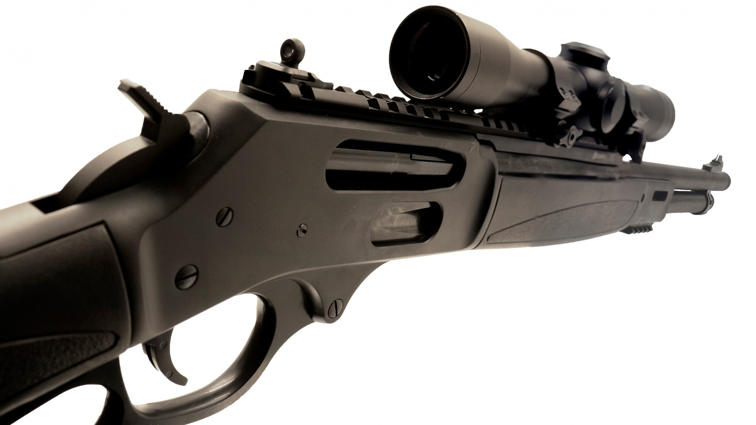 XS Sights Henry Lever Rail with Ghost rear sight