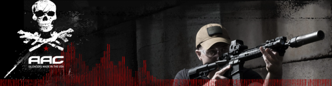 AAC Announces Relaunch of Renowned Suppressor Brand