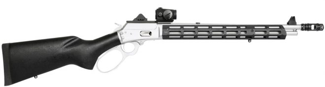 Midwest Industries Introduces Marlin Ghost Ring Sights for Lever Actions