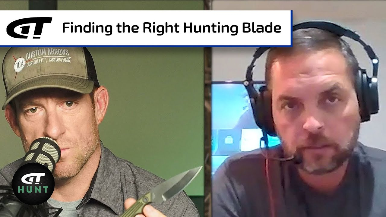 TFB Podcast Roundup 12: Hunting Blades, Tips, and Coyote Hunting