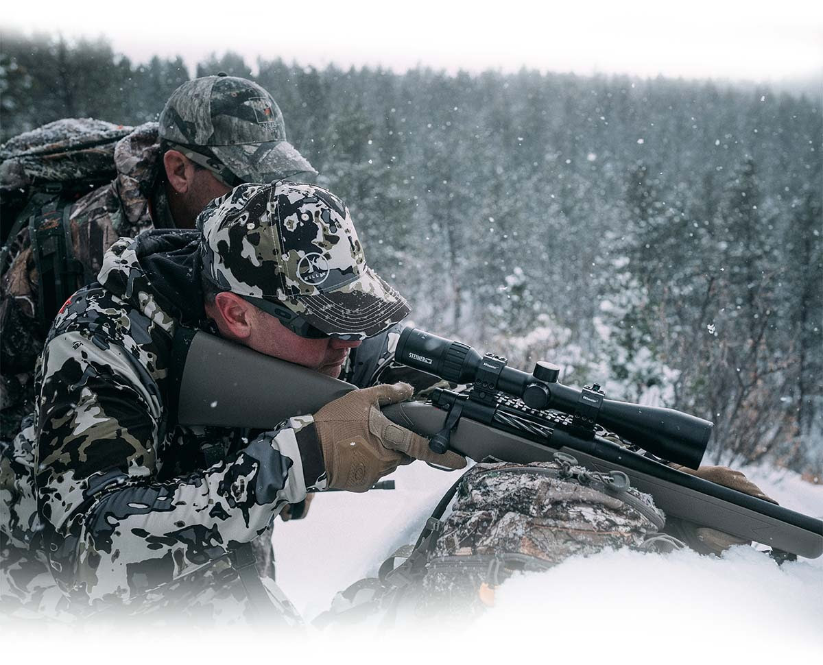 New Predator Series of Riflescopes Available from Steiner Optics