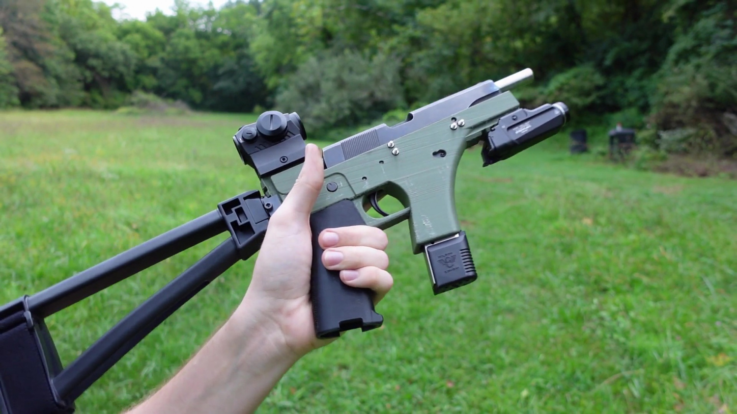 """Ivan The Troll Introduces the 3011 Pistol - A 1911 that """"Doesn't Suck"""""""