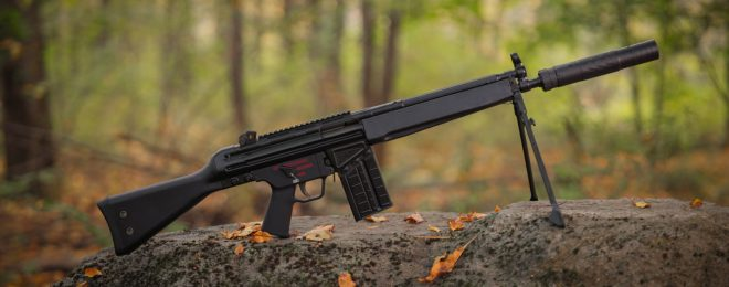 SILENCER SATURDAY #198: The SilencerCo Hybrid 46M - A Can For All Seasons