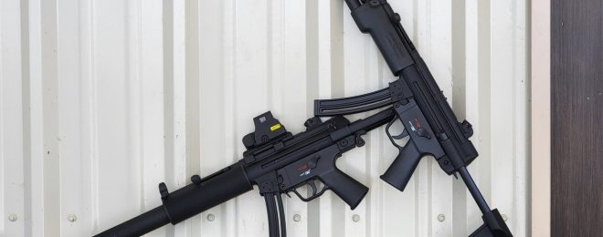 The Rimfire Report: Reviewing the H&K 22LR MP5 Pistol and Rifle