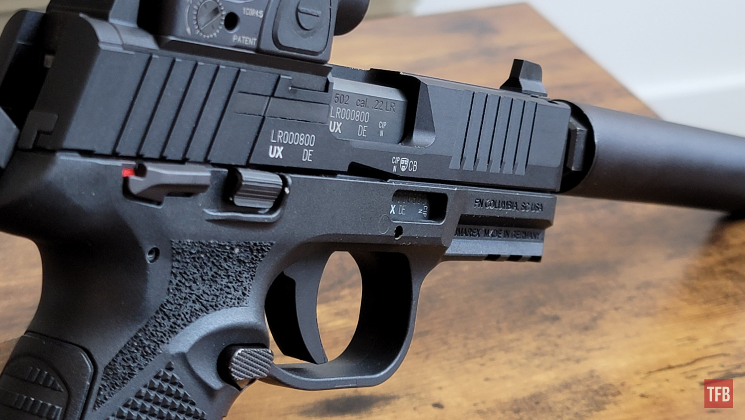 PSA: Double-Check Your State Laws Before Buying the FN502