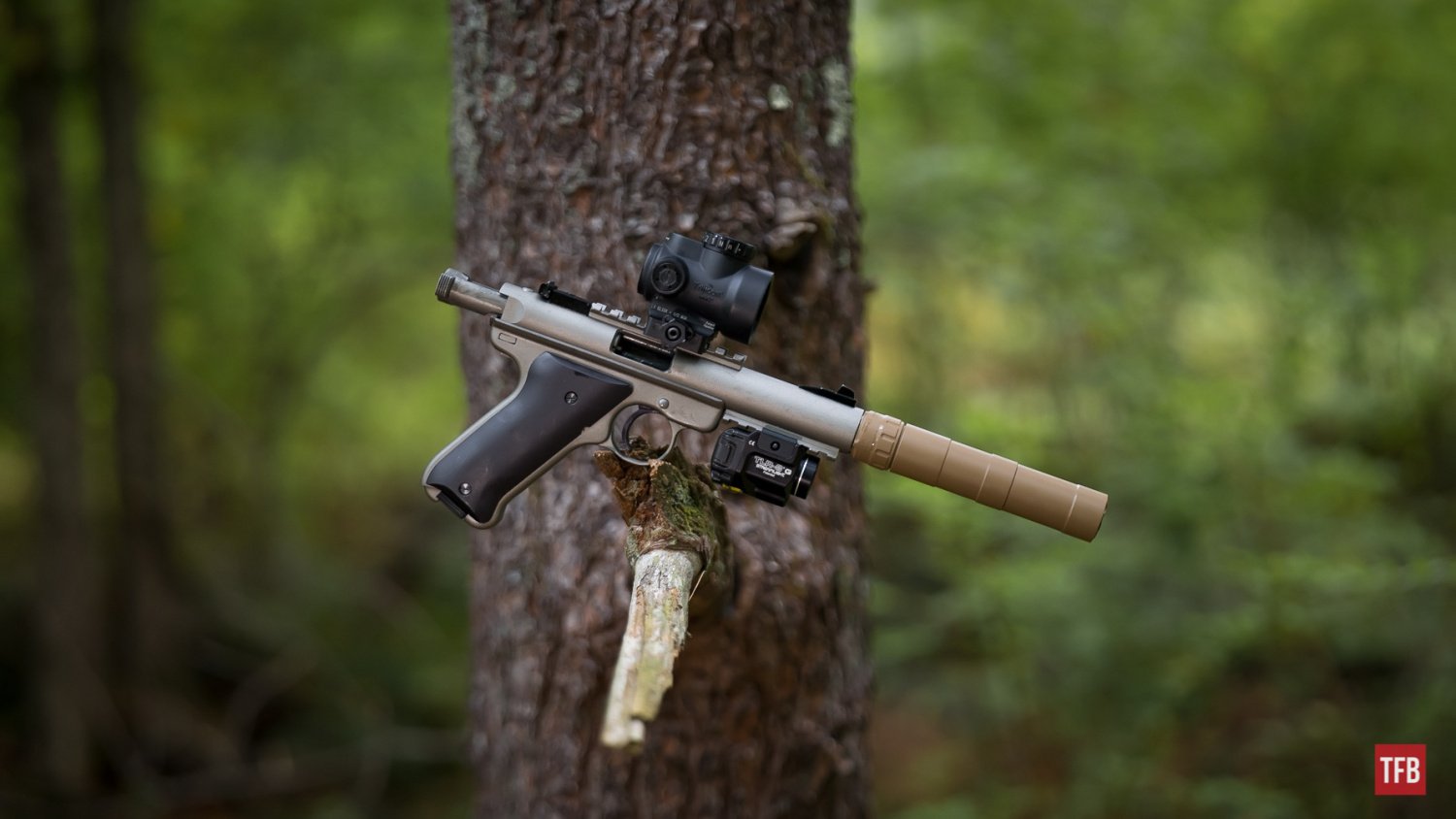 SILENCER SATURDAY #197: Quiet Carry - Rugged Mustang22 Suppressors Mustang 22