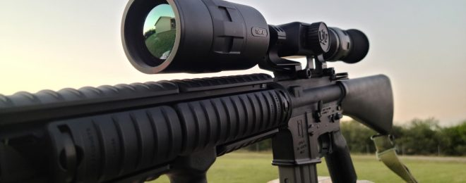 HANDS-ON: ATN ThOR 4 4-40x Thermal Rifle Scope