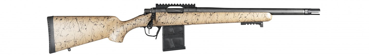 Introducing the Ridgeline Scout Rifle from Christensen Arms