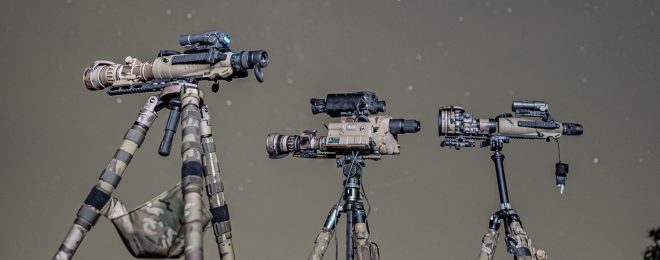 Friday Night Lights: Tricked-Out Spotting Scopes