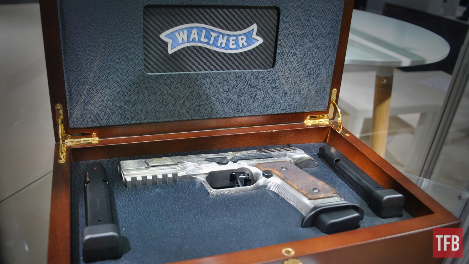 Fancy Walther Q5