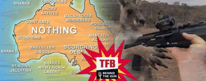 TFB B-Side Podcast: What It's Like to Be a Gun Owner in Australia