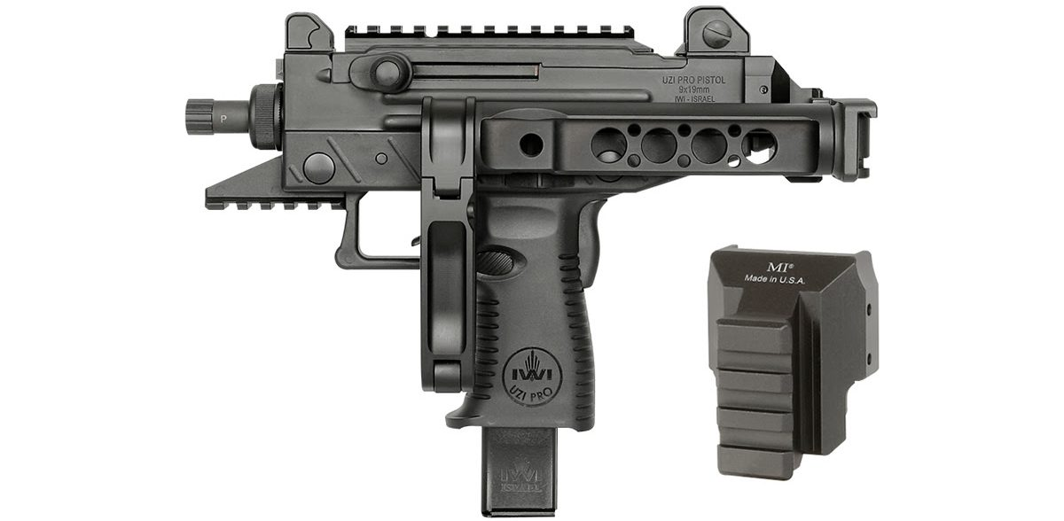 New UZI Pro Stock Adapter from Midwest Industries
